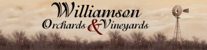 Williamson Orchards and Vineyards Information