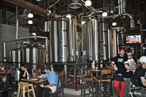 """The """"Brewing  Center""""."""