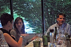 Winemaker Greg Koenig and his wife Kristen.