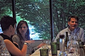 Winemaker Greg Koenig and his wife Kristen.