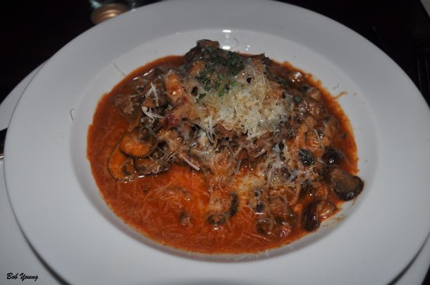Mushroom Ragout Panfry. Delicious!