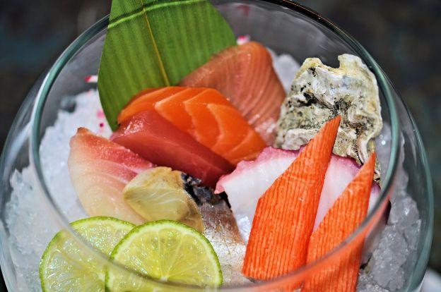 Sashimi Fish Bowl .....