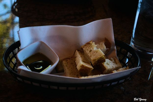Bread and Olive Oil/ Balsamic Dip