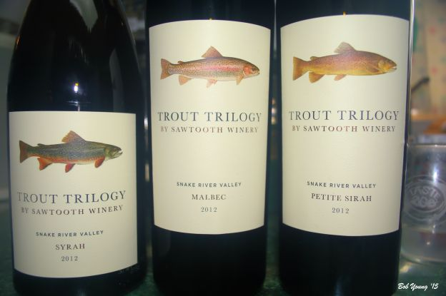Trout Trilogy collection.