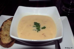 Now serving our Creamy Northwest Clam Chowder all weekend!