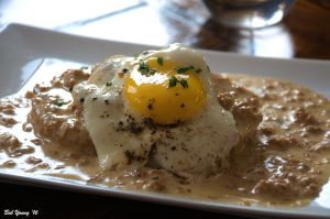 Best Ever Biscuits and Gravy