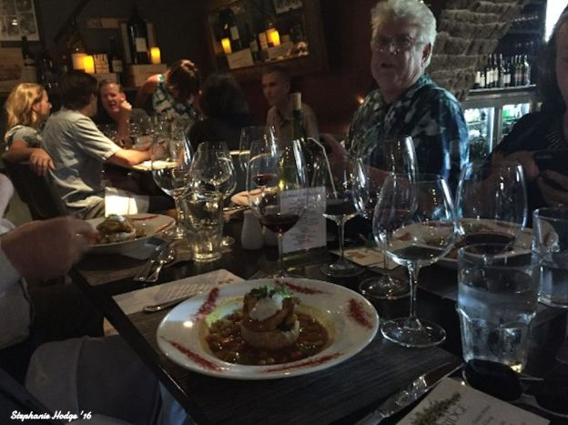 Parma Ridge Wine Dinner at Capitol Cellars