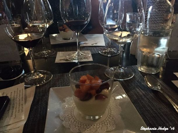 Parma Ridge Wine Dinner at Capitol Cellars