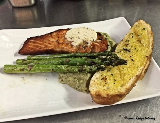 Our Delicious Salmon Special