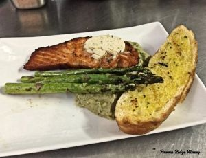 Storm's Famous Salmon Brined