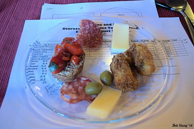 Antipasti (Italy) and Croquettes (Spain) NV Minnonetto Prosecco [18] $18.00