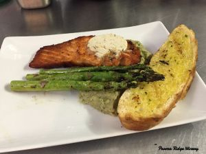 Stortm's Famous Salmon Brined