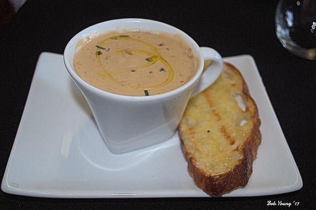 Cream of Mushroom Soup (Awesome)